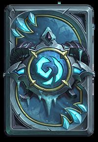 Frostmourne card back