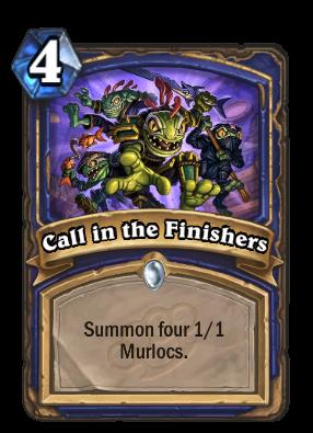 CallintheFinishers