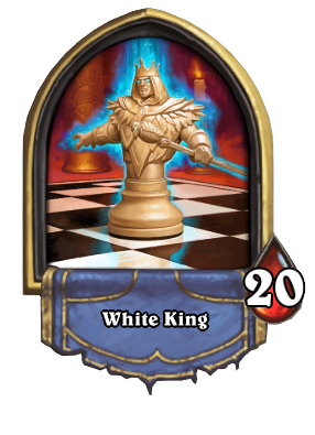 White King - Hero