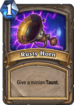 RustyHorn