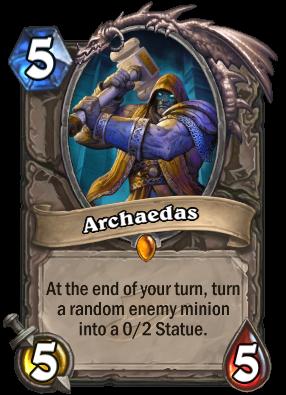 Archaedas - normal card