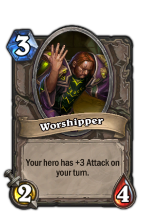 WorshipperHeroic