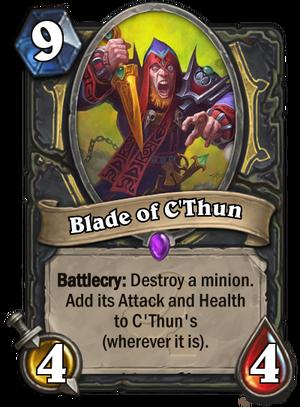 Blade of C'Thun