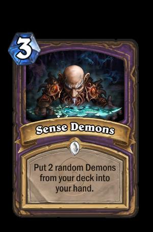 SenseDemons