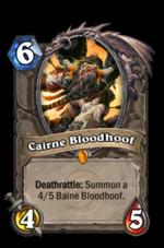 CairneBloodhoof