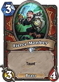 Fierce-monkey