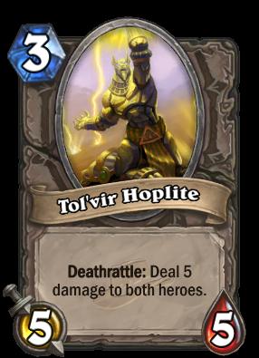 Tol'vir Hoplite - heroic