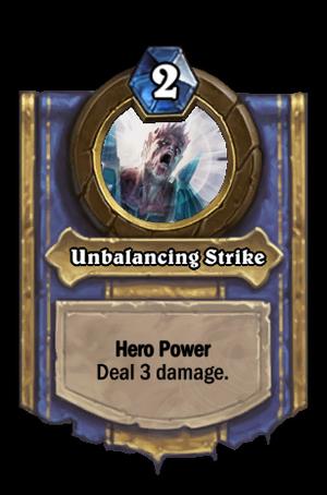 UnbalancingStrike