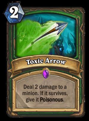 Toxic Arrow