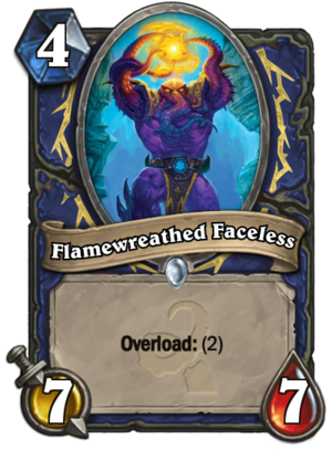 Flamewreathed Faceless