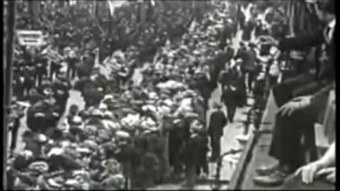 Onward Christian Soldiers - Christian Hymns Lyrics Choir William Booth Audio Film - Salvation Army