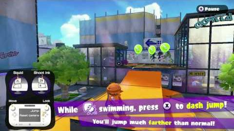 Isabel plays Splatoon RAW FOOTAGE 1
