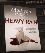 Heavy Rain Book Cover
