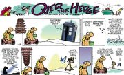 Doc-who-over-the-hedge