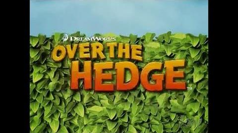 Over the Hedge PlayStation 2 Gameplay - Hammy