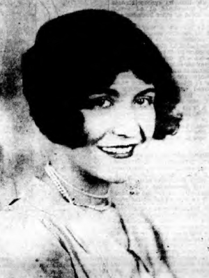Blanche Bow Replace Helen Kane