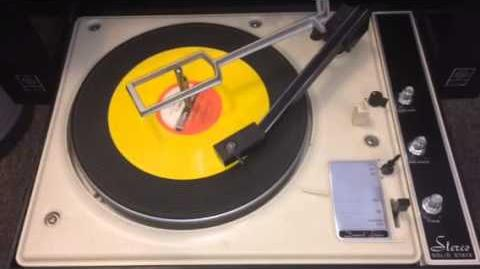 Sandpipers With Mae Questel & Mitch Miller's Orch. - Little Audrey Says (78 RPM)