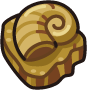 Dream Helix Fossil Sprite