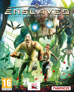 Enslaved Game Cover