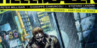 Hellblazer issue 256