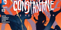 Constantine: The Hellblazer issue 10
