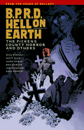 BPRD Hell on Earth Trade05
