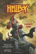 Hellboy - Oddest Jobs (Novel Cover)