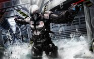 Caden Ferran Combat Armor (2030)