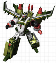 Jetfire Cybertron