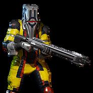 Corpus Warden