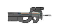 IceBite's P90