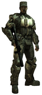Avery Johnson (Halo) (Infantry Commander)
