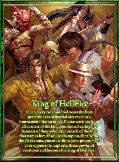 King of Hellfire 2nd Pic