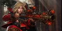 Velvet, the Sniper S3