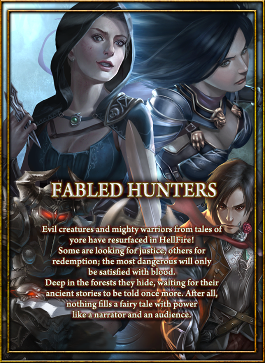 Fabled Hunters 2