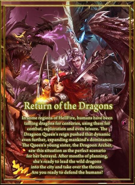 Return of the Dragons Poster 2