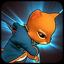 Blue Cloak Tom icon