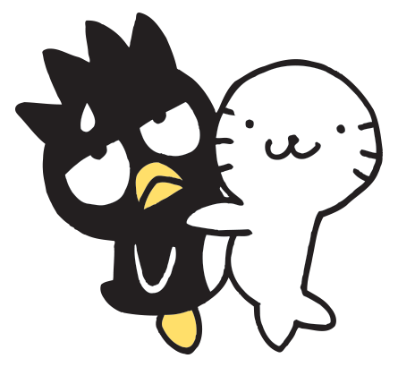File:Sanrio Characters Badtz-Maru--Hana-Maru Image001.png