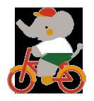 File:Sanrio Characters Zou Jitensha Image001.png