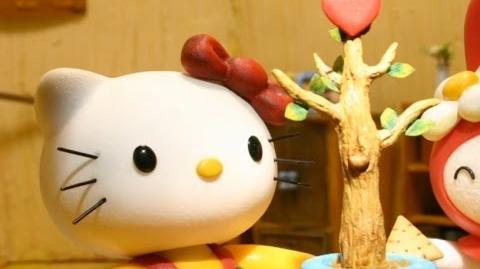 Hello Kitty Stump Village 3. Goodie Town