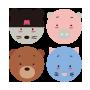 File:Sanrio Characters Zoozoogang Image004.png