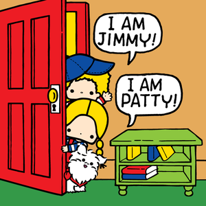File:Sanrio Characters Patty & Jimmy--Fuzzy Image003.png