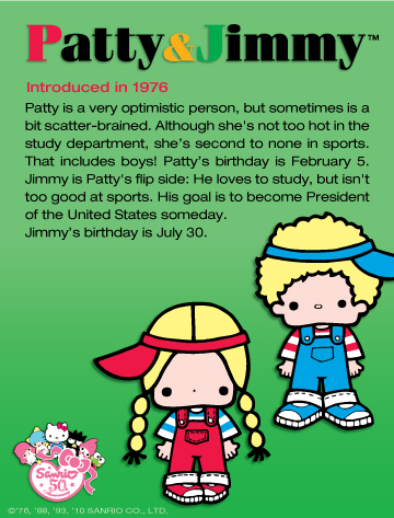 File:Sanrio Characters Patty & Jimmy Image005.jpg