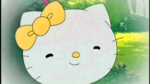 """Its Fun To Help"" Hello Kitty"