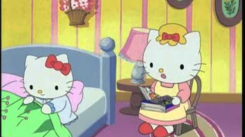 """""""Sleeping By Ourselves"""" Hello Kitty"""