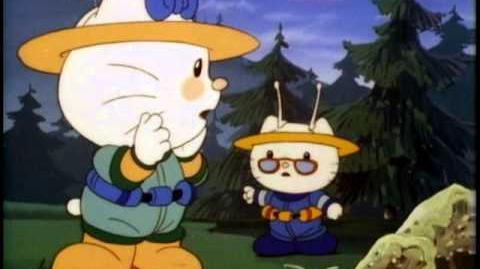 """""""KT The Kitty Terrestrial"""" Hello Kitty"""