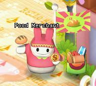 Food merch