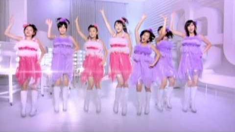 ℃-ute - LALALA Shiawase no Uta (MV)