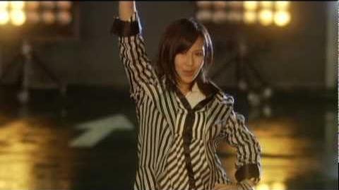 ℃-ute - SHOCK! (MV) (Okai Chisato Solo Ver
