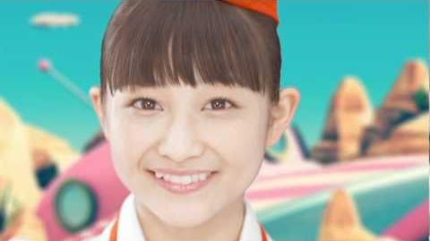 Smileage - Tachiagirl (MV) (Wada Ayaka Close-up Ver